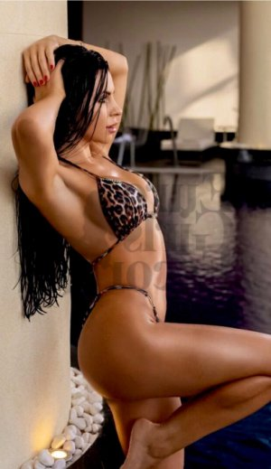 Sydjie live escort in Key Largo