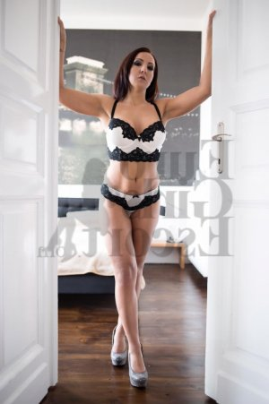 Miryem escort girl in Dranesville